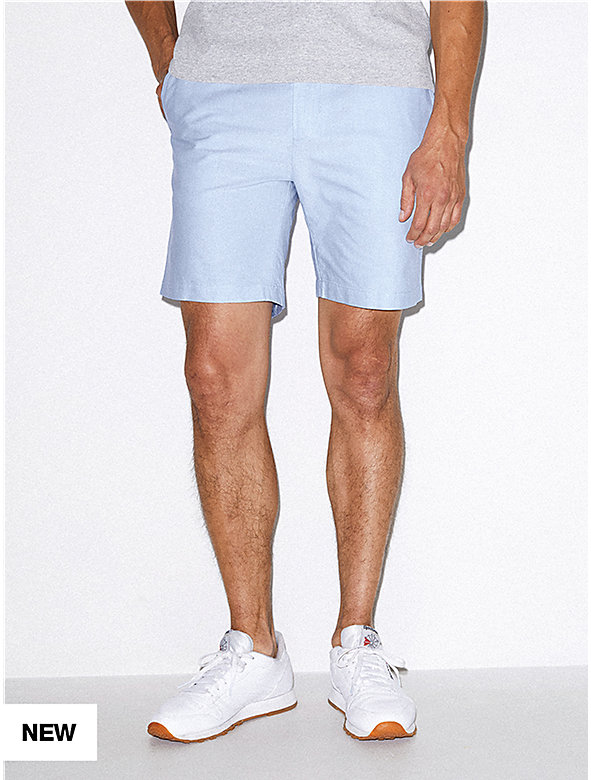 Oxford Bermuda Short