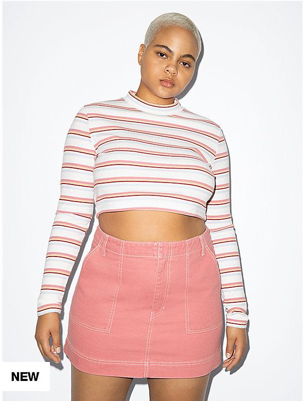 The Utility Mini Skirt