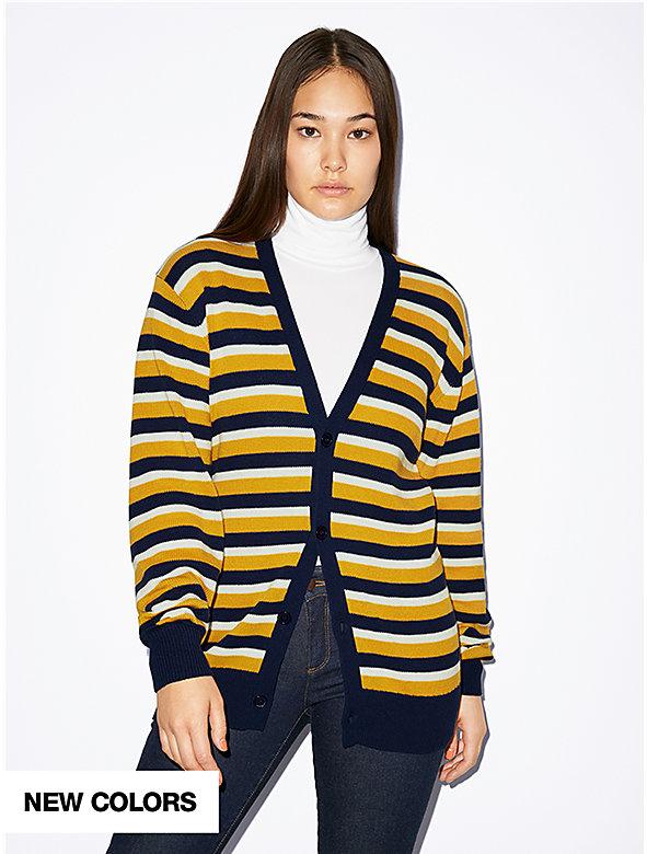 Unisex Basic Knit Cardigan