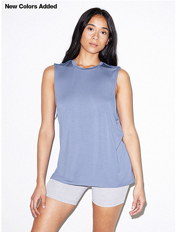 c1fe72ac0f4e06 Unisex Mix Modal Muscle Tank