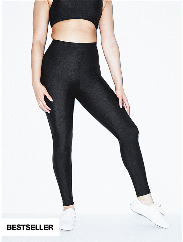 Nylon Tricot Leggings
