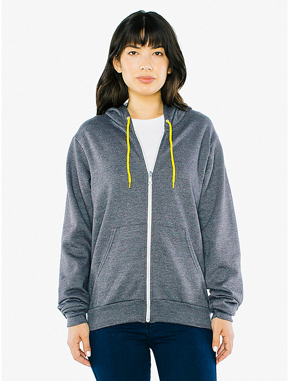 Pencils of Promise Unisex Flex Fleece Zip Hoodie