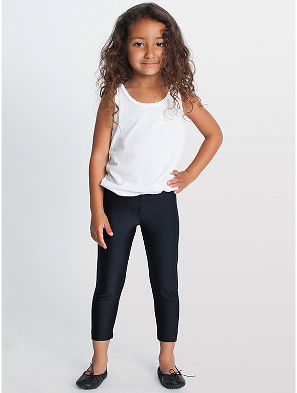 Kids' Nylon Tricot Legging