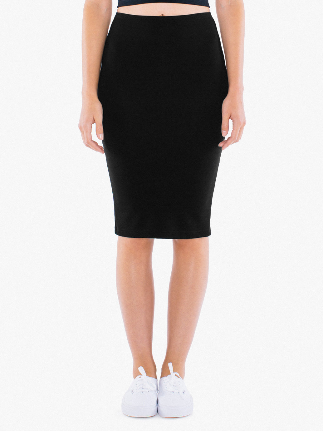3504d704a6a3 Ponte Mid-Length Pencil Skirt. rsa0387w. $38.00. Product Gallery Element