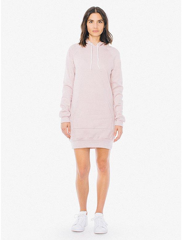 Flex Fleece Hoodie Dress