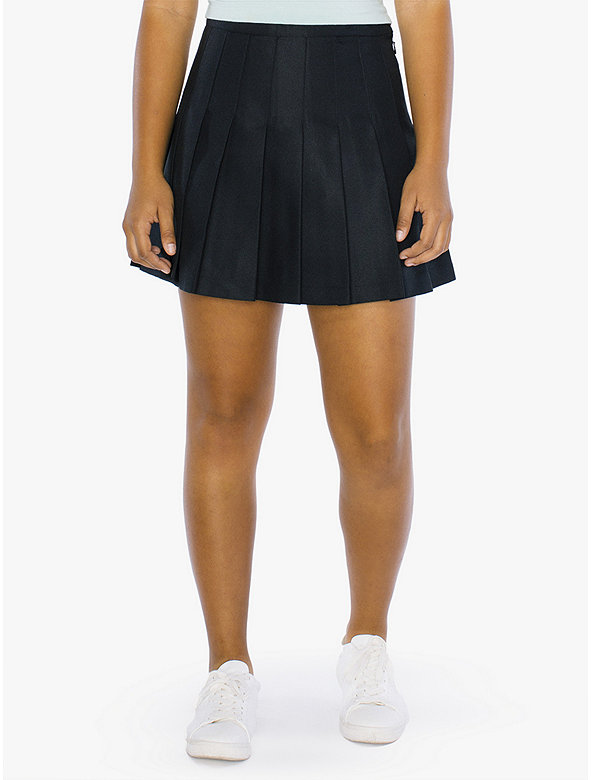 Kids' Gabardine Tennis Skirt