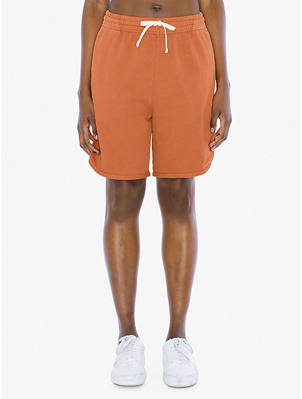 Unisex French Terry Basketball Short