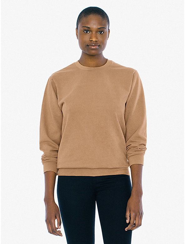 Unisex French Terry Crewneck Pullover