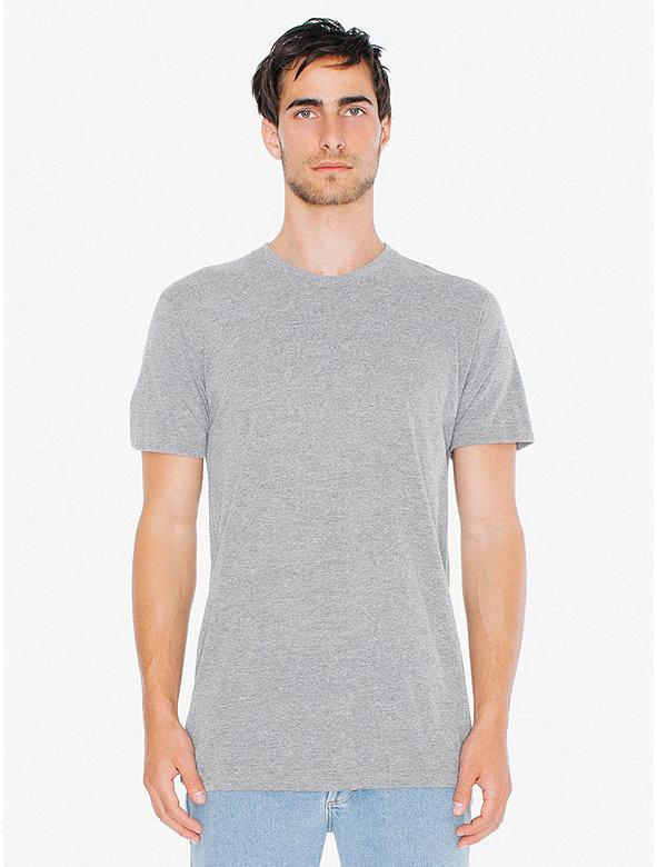 Tri-Blend Crewneck Track T-Shirt