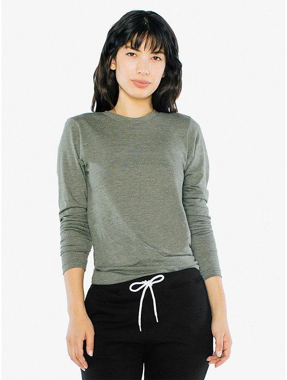 Unisex Tri-Blend Long Sleeve T-Shirt