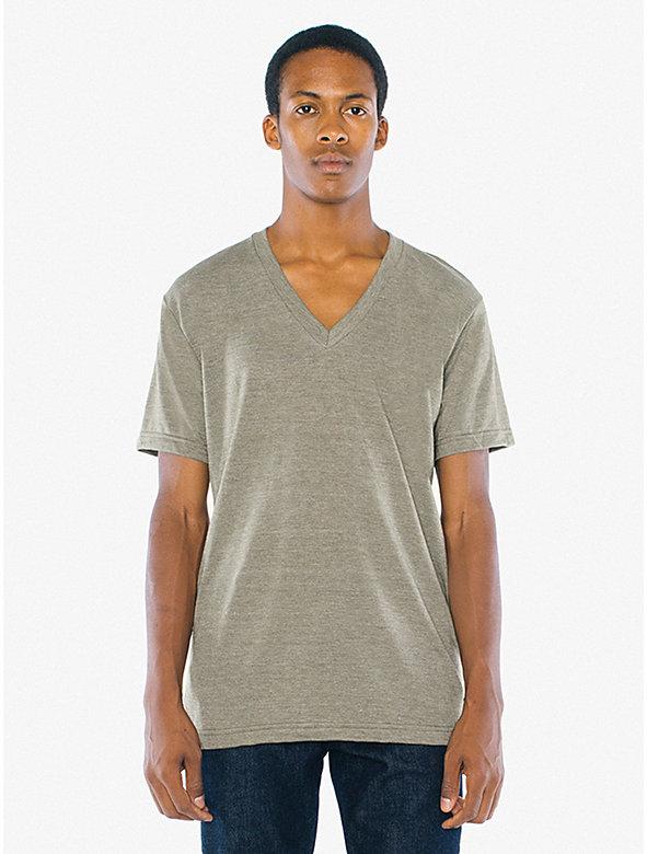 Tri-Blend V-Neck T-Shirt