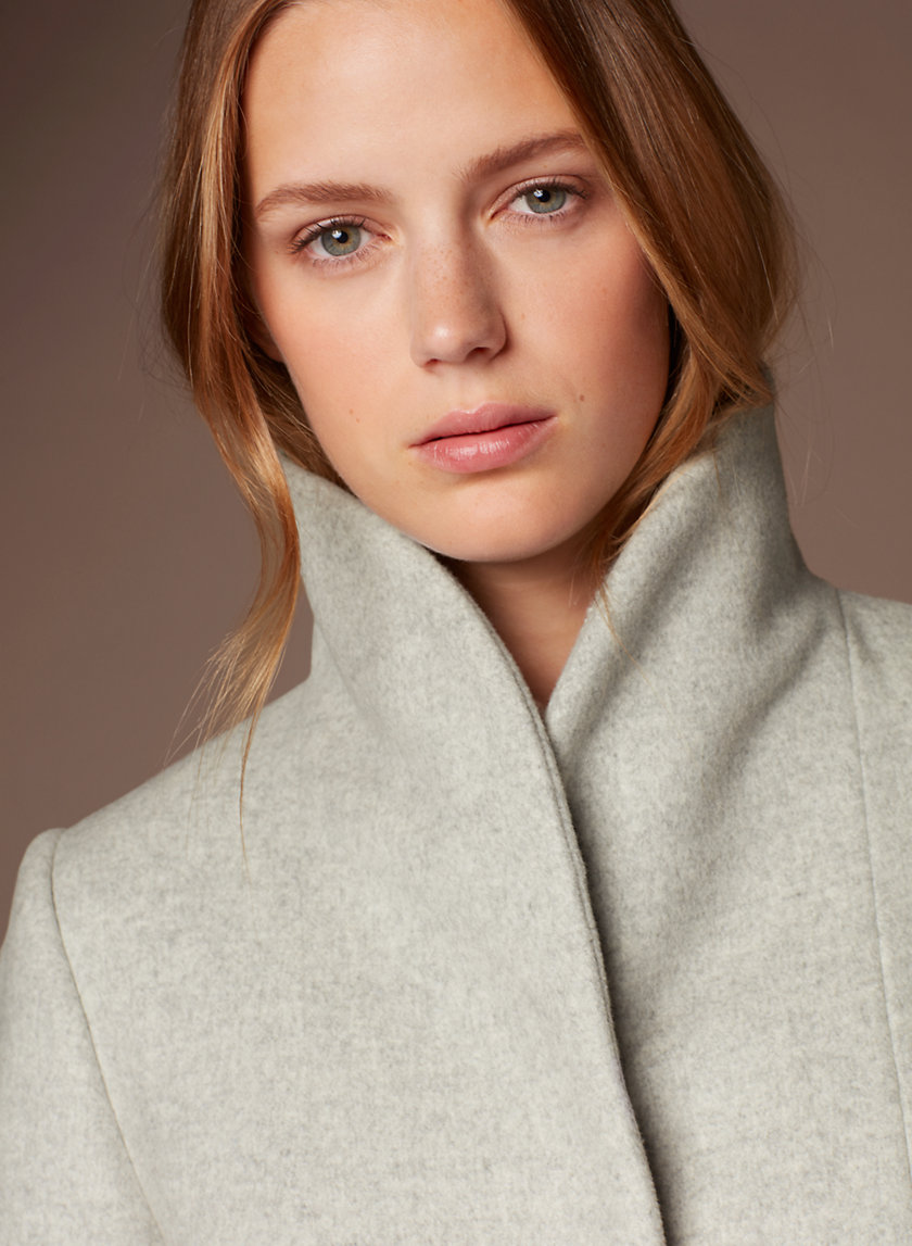 Wool Coats Guide - Colder