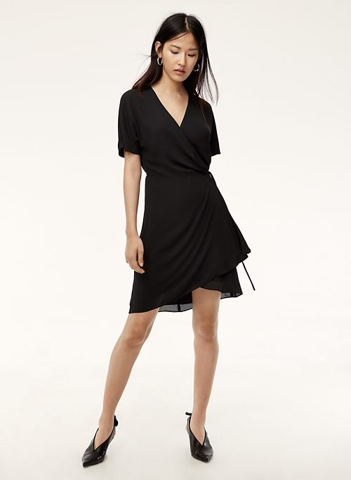Annabelle nyc silk colorblock dress