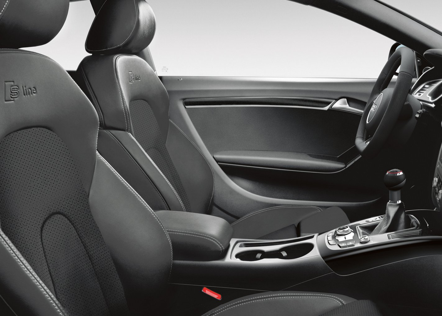 New Audi A5 Interior image 1
