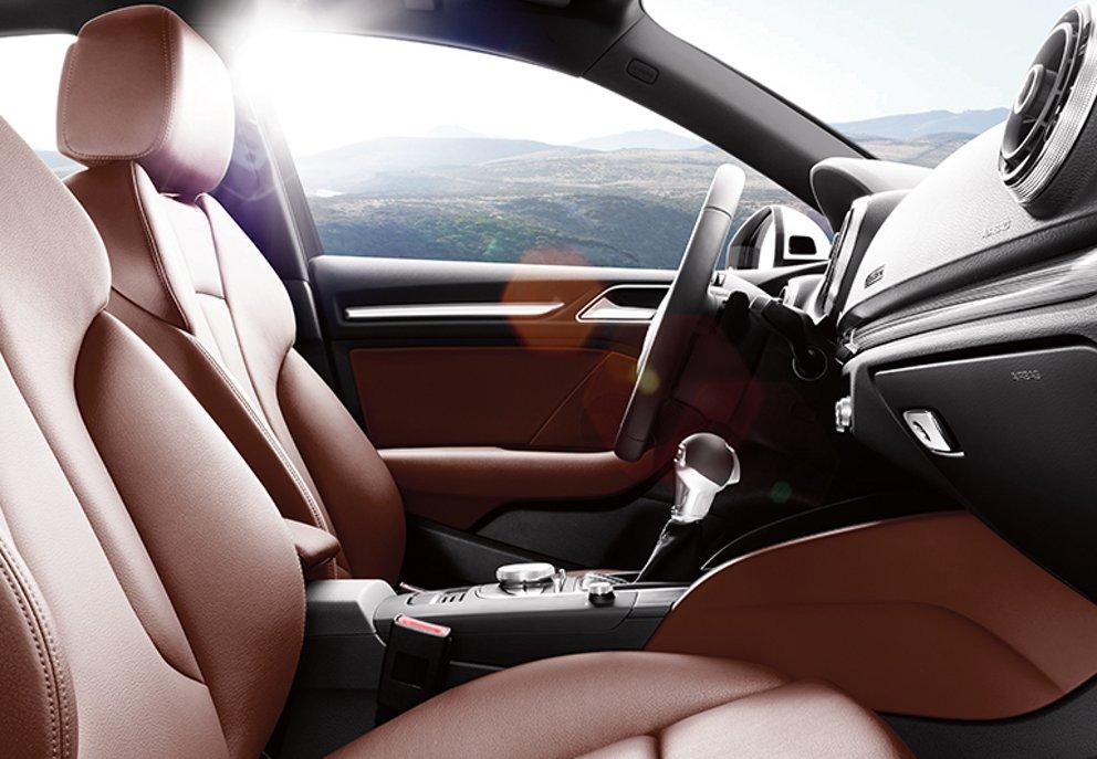 New Audi S3 Interior image 2