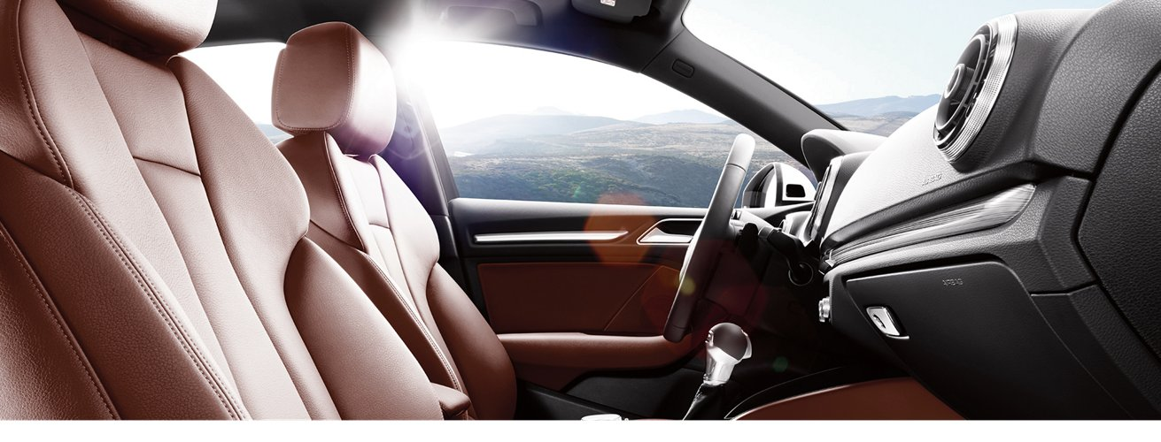 New Audi A3 Interior main image