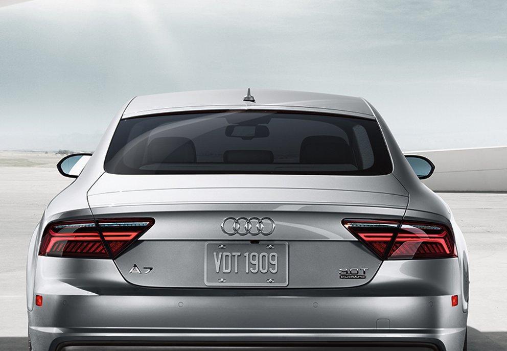 New Audi A7 Exterior image 1