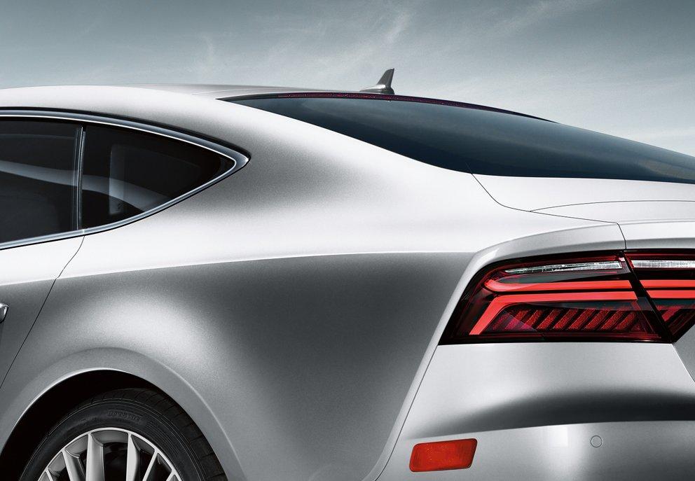 New Audi A7 Exterior image 2