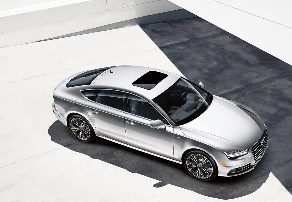 New Audi A7 Exterior main image