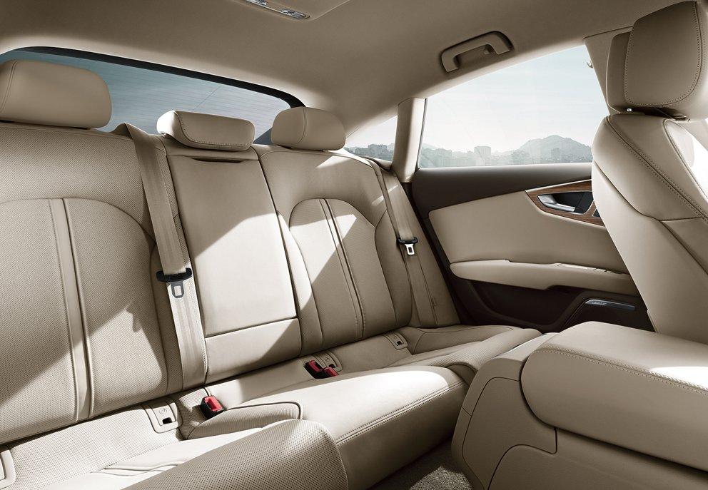 New Audi A7 Interior image 1