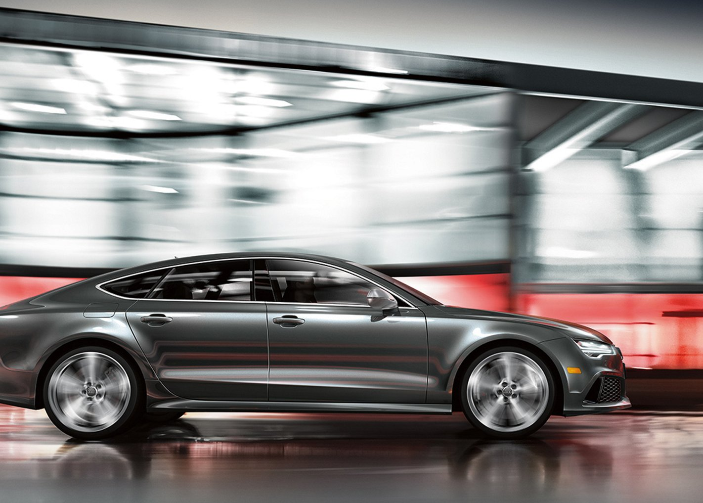New Audi RS 7 Exterior image 1