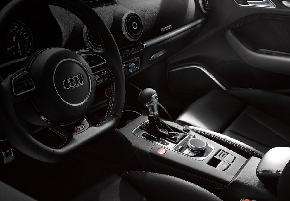 New Audi S3 Interior main image