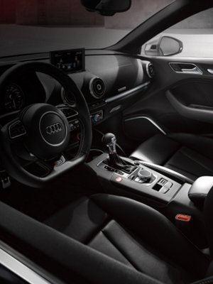 New Audi S3 Interior Features