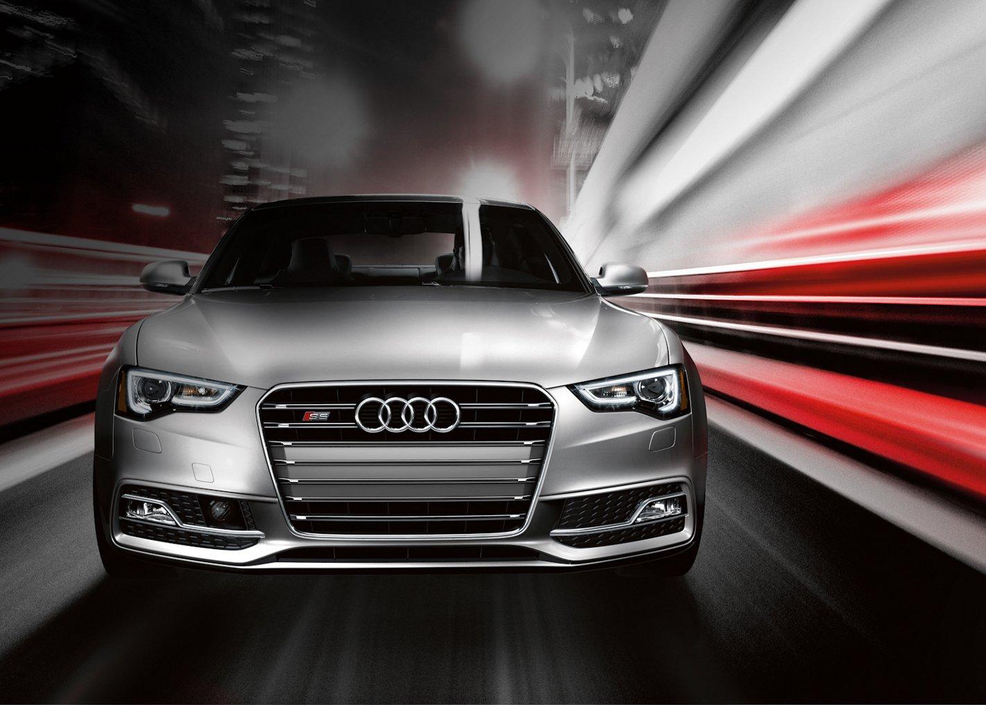 New Audi S5 Exterior main image