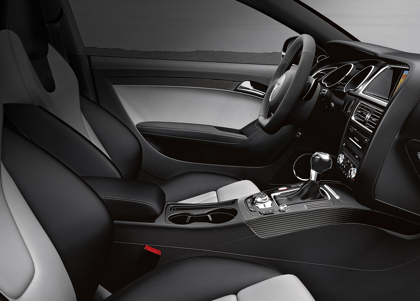 New Audi S5 Interior main image