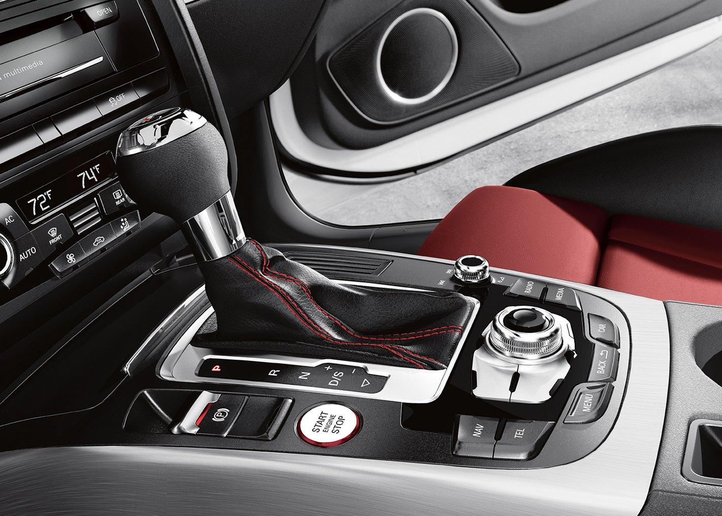 New Audi S5 Interior image 1