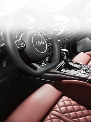 New Audi S6 Interior Features