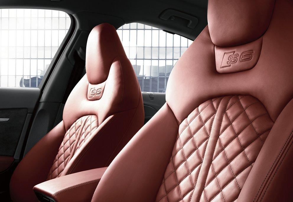 New Audi S6 Interior image 1
