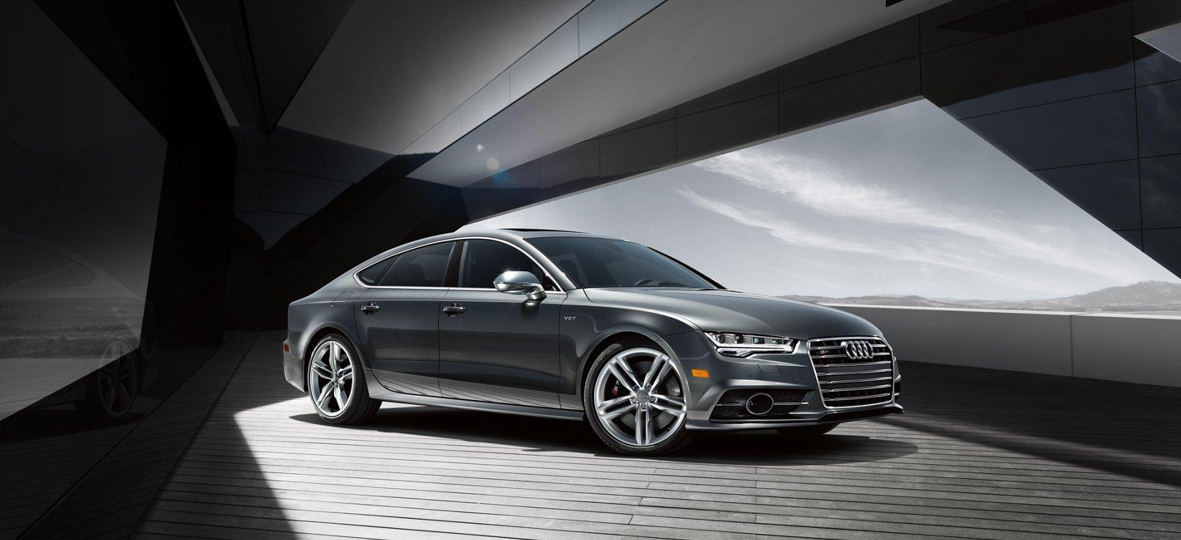 New Audi S7 Exterior main image