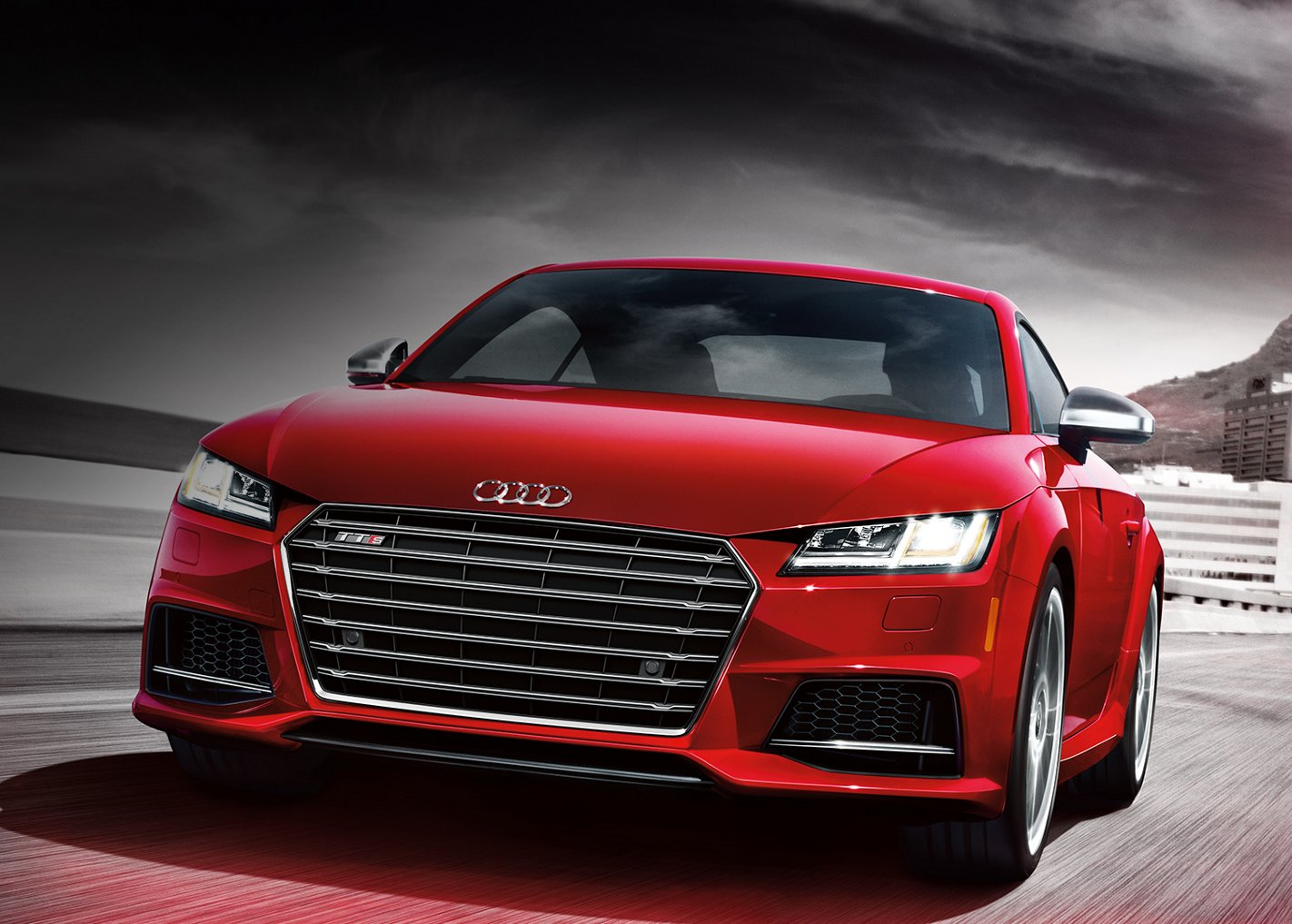 New Audi TTS Exterior main image