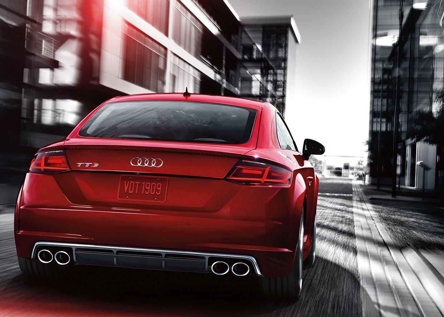 New Audi TTS Exterior image 1
