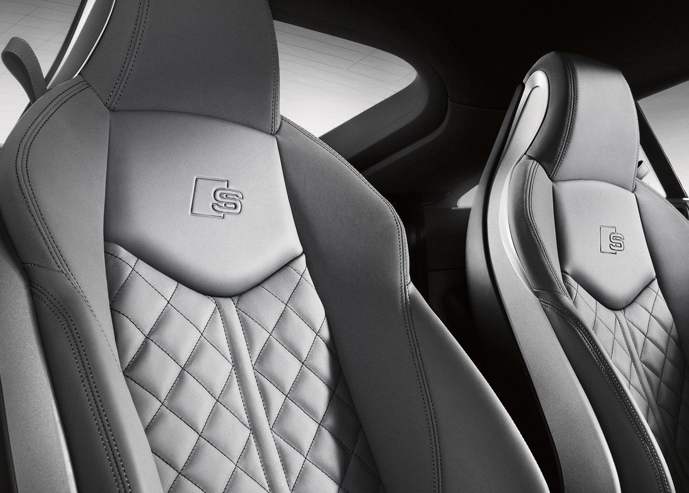 New Audi TTS Interior image 1