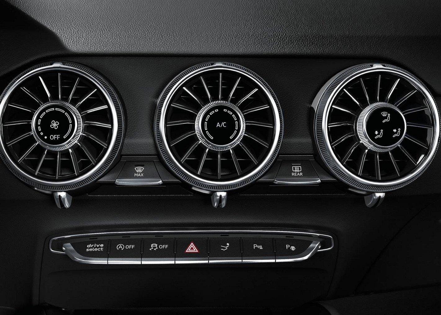 New Audi TTS Interior image 2