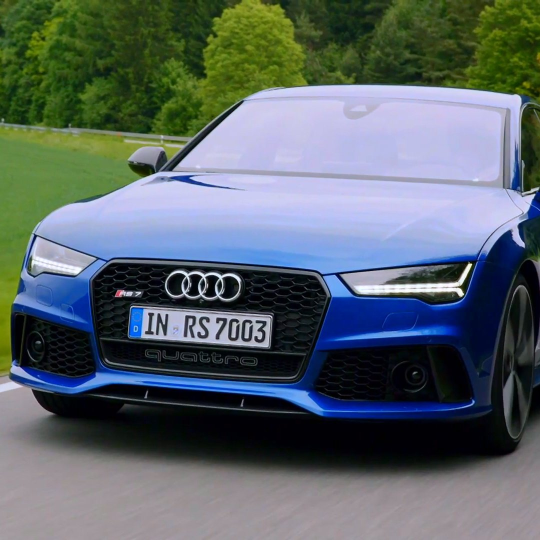 2018 Audi RS 7 | Price & Specs | Audi USA