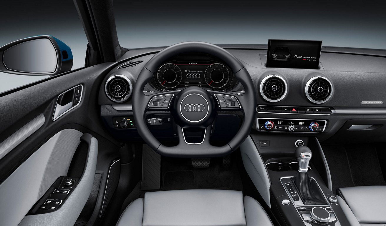 New Audi A3 Interior image 1