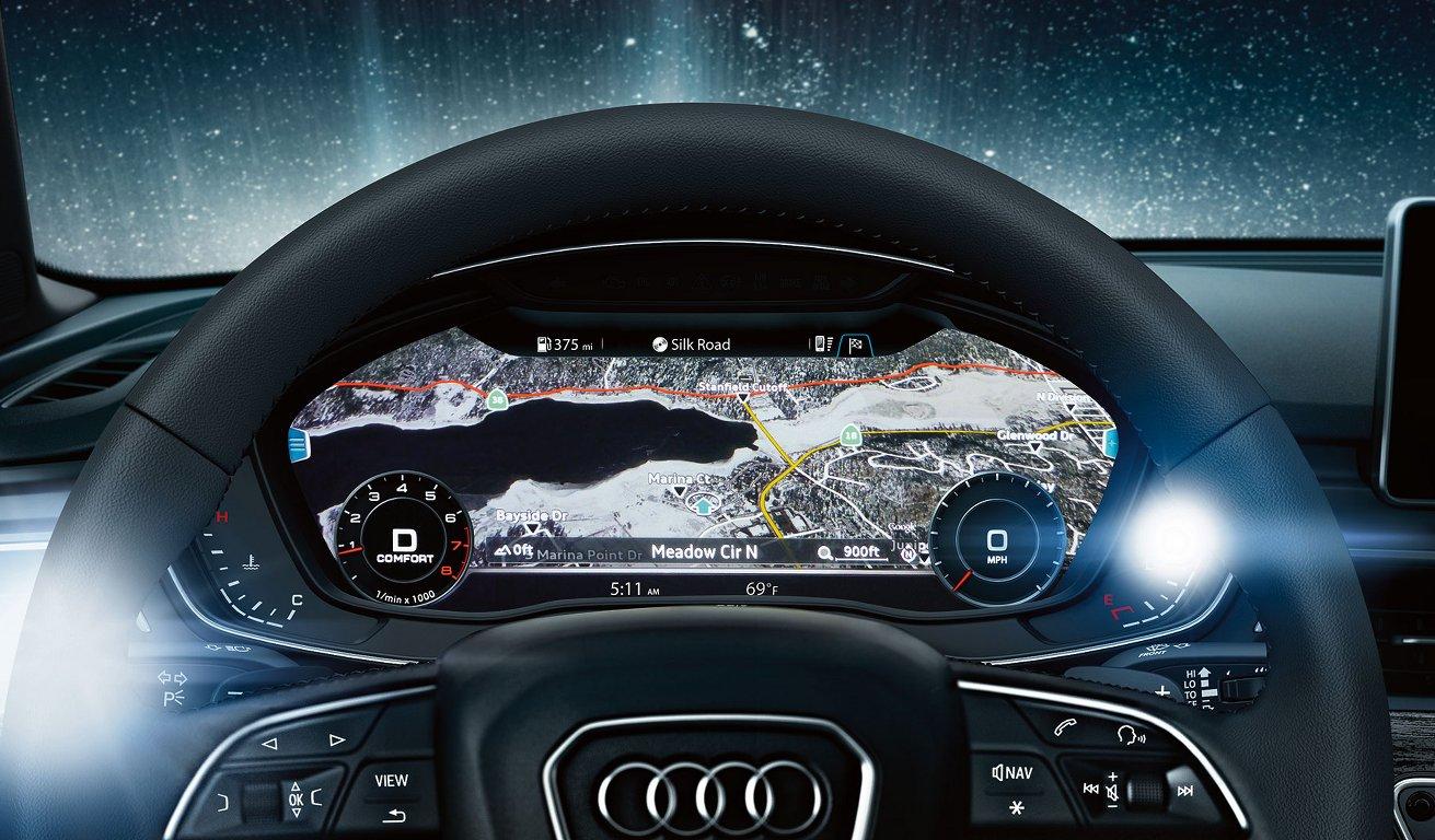 New Audi A4 allroad Interior image 2