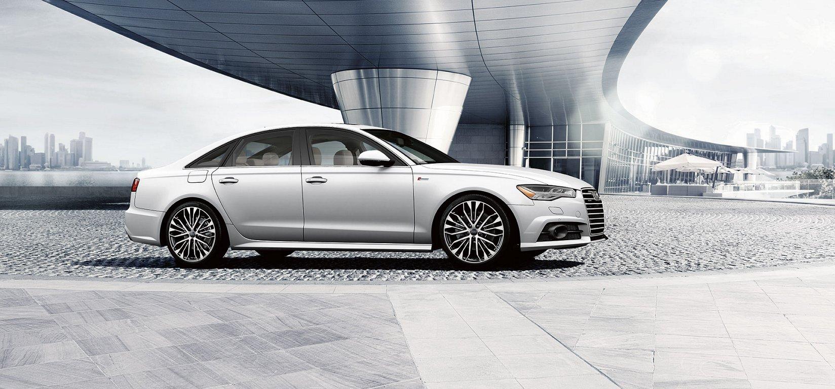 New Audi A6 Exterior main image