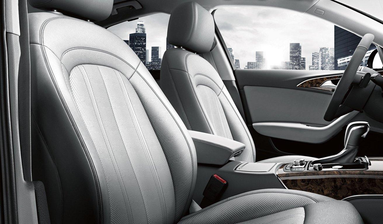 New Audi A6 Interior image 1
