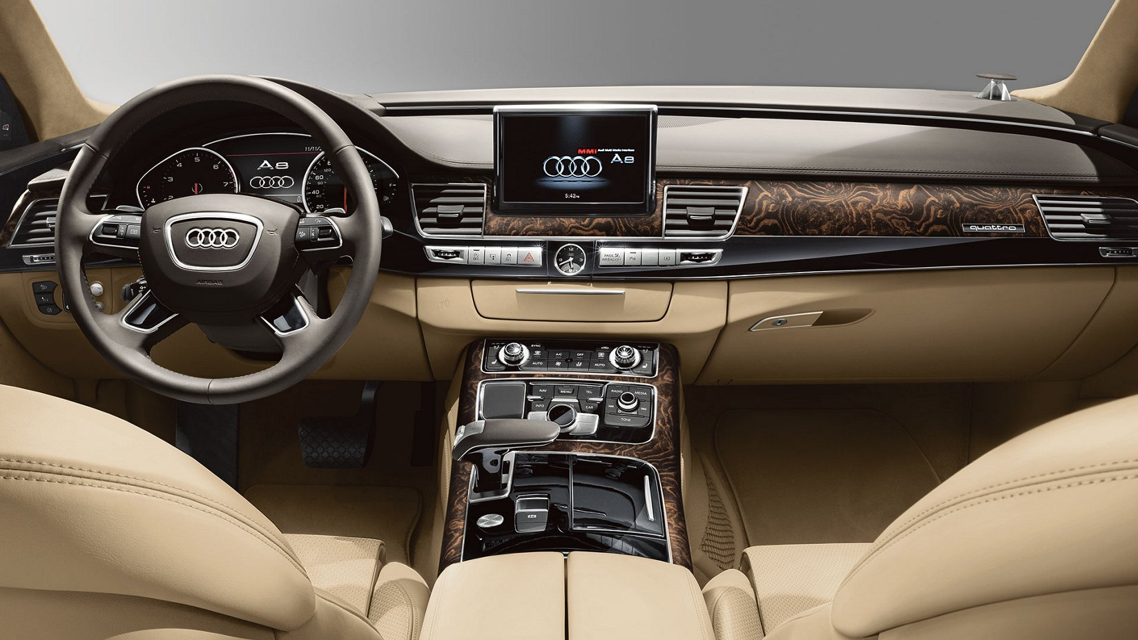 Audi A8 Interior Instainterior Us