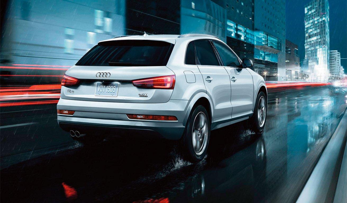 New Audi Q3 Exterior image 2