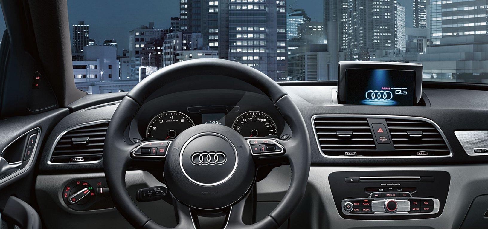 New Audi Q3 Interior main image