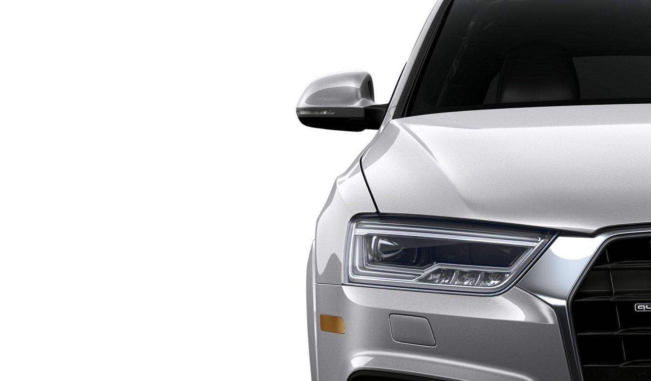 New Audi Q3 Exterior image 1