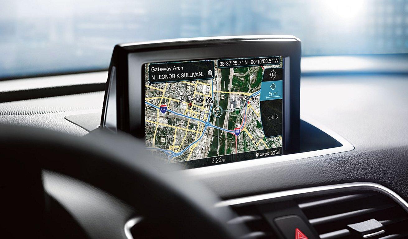 New Audi Q3 Interior image 2