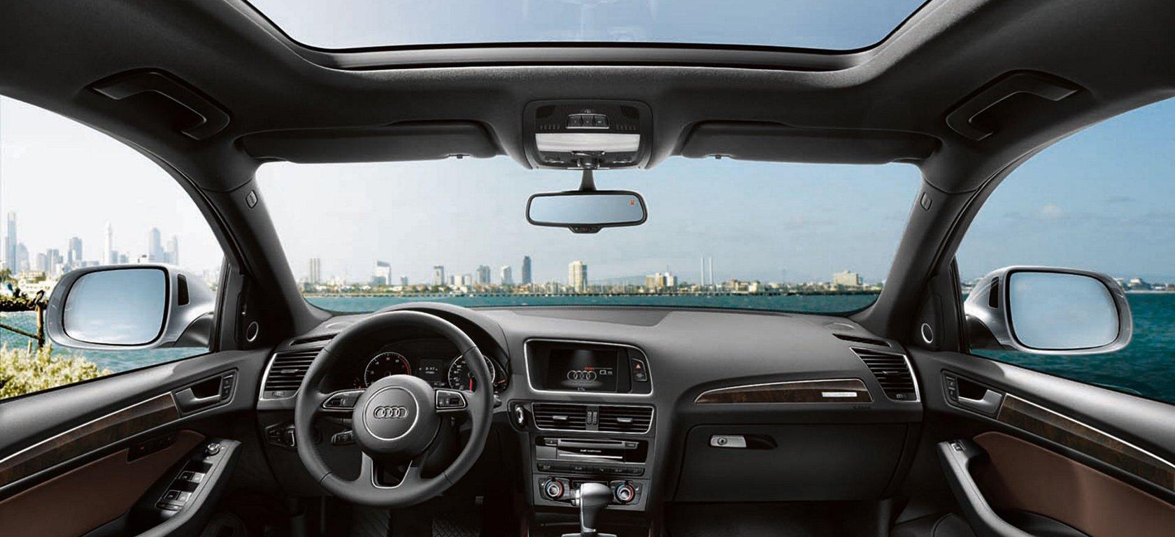 New Audi Q5 Interior main image