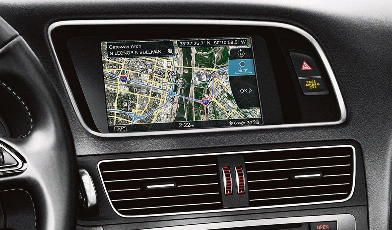 New Audi Q5 Interior image 2