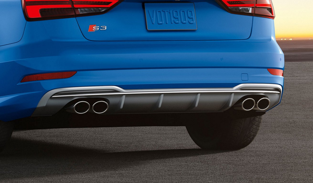 New Audi S3 Exterior image 2